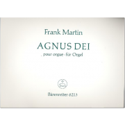 Agnus Dei für Orgel