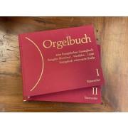 Orgelbuch zum Evangelischen Gesangbuch, Band 1+2