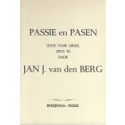 Passie en Pasen: Suite voor orgel, op. 50