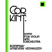 Hymne voor viool en orkest