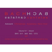Bach Cantatas, Volume IV.1 (Advent)