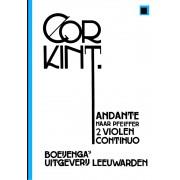 Andante (naar Johann Pfeiffer)
