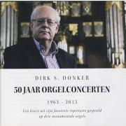 50 jaar orgelconcerten (1963-2013)