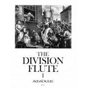 The Division Flute 1 (1706) - für Altblockflöte und Bc.