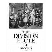 The Division Flute 2 (1706) - für Altblockflöte und Bc.
