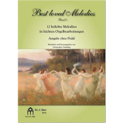 Best loved Melodies, Band 2 (Ausgabe ohne Pedal)