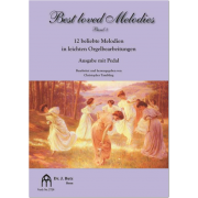 Best loved Melodies, Band 3 (Ausgabe mit Pedal)