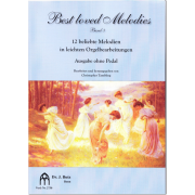 Best loved Melodies, Band 3 (Ausgabe ohne Pedal)