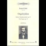 Orgelwerke Band 4: Zwei Orgelzyklen, op. 87, 25