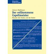Der Vollkommene Capellmeister (1739)