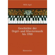 Geschichte der Orgel- und Klaviermusik bis 1700