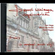 Gerrit Wielenga - Orgelwerken: Trios in minimal music style CD - Collection,