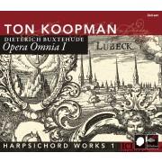 Dieterich Buxtehude: Opera Omnia I - Harpsichord Works 1