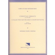 Collected Keyboard Compositions, Vol. III