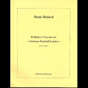 """Prélude et Toccata sur """"Victimae Paschali Laudes"""""""