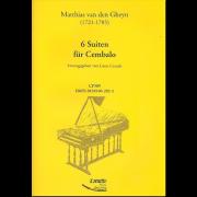 6 Suiten für cembalo