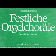 Festliche Orgelchoräle - Ostern bis Trinitatis