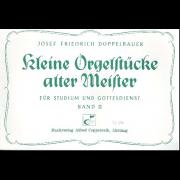 Kleine Orgelstücke alter Meister 3