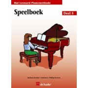 Hal Leonard Pianomethode, Deel 5 - Speelboek