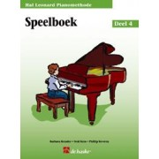 Hal Leonard Pianomethode, Deel 4 - Speelboek