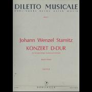 Konzert D-Dur für Cembalo (Orgel, Klavier) und Orchester