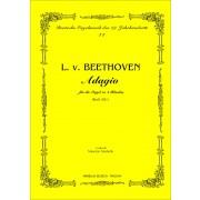 Adagio für die Orgel zu 4 Händen, WoO 33/1