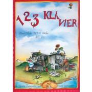 123 Klavier - Klavierschule für 2-8 Hände, Heft 2