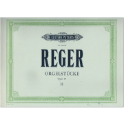 Zwölf Orgelstücke op.65 heft 2