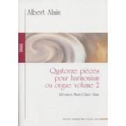 Quatorze pièces pour harmonium ou orgue, volume 2