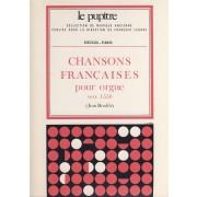 Chansons Française (vers 1550)