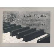 Reil-Orgelboek - Orgelcomposities in achttiende-eeuwse stijl
