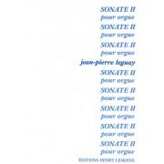 Sonate II pour orgue