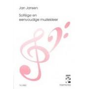 Solfège en eenvoudige muziekleer