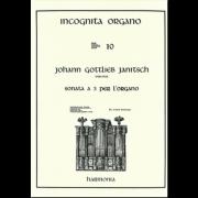 Sonata a 3 per l'Organo