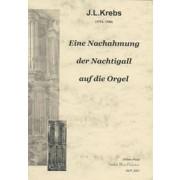 Eine Nachahmung der Nachtigall auf die Orgel
