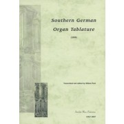 Southern German Organ Tablature