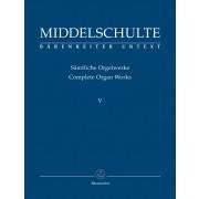 Original Compositions 5 - Middelschulte, Wilhelm (1863-1943)