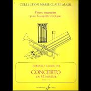 Concerto en ré mineur op. 9/2 - Albinoni, Tomaso Giovanni (1671-1751)