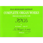 Complete Organ Works vol.4