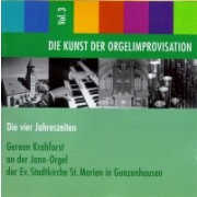 Die Kunst der Orgel-Improvisationen vol. 3