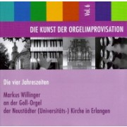 Die Kunst der Orgel-Improvisationen vol. 6