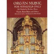 Organ music for manuals only - Collection