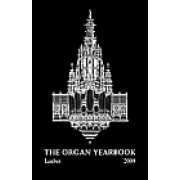 The Organ Yearbook 38 (2009)