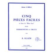 Cinq Pièces Faciles en forme de Messe basse