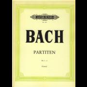 Partiten Nr.1-3 - Bach, Johann Sebastian (1685-1750)