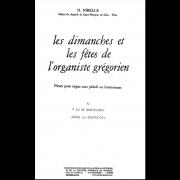 Les Dimanches et les Fêtes de l'Organiste Grégorien, Vol. 5