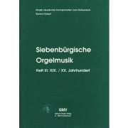 Siebenbürgische Orgelmusik 3: 19./20. Jahrhundert - Collection