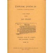 """Fantasie Psalm 24 """"Verhoogt o poorten nu de boog"""""""
