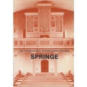 Die Orgeln des ehemaligen Kreises Springe