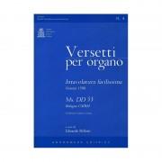 Versetti per organo (Venezia 1598)